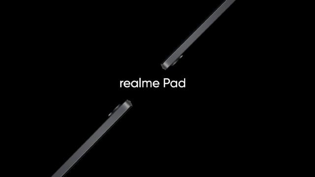 realme tablet thick bleeze aluminium body